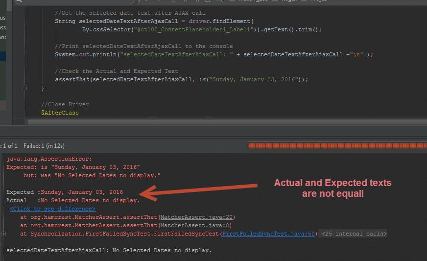 Selenium Webdriver Wait | Explicit Wait | Implicit Wait