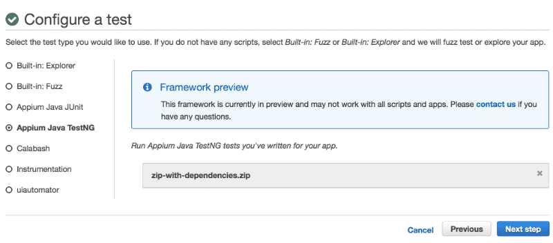 Getting Started With AWS Device Farm Using Appium and the Page