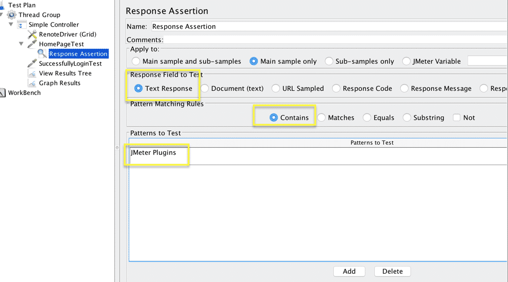 Selenium Webdriver Performance testing with Jmeter and