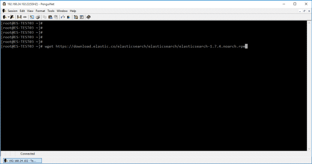 Elasticsearch Installation on CentOS7