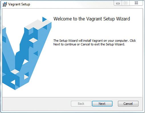 Quick Start to Vagrant on Windows 10