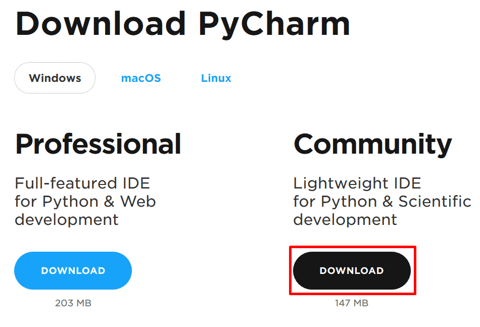 Python Selenium Quick Start Guide