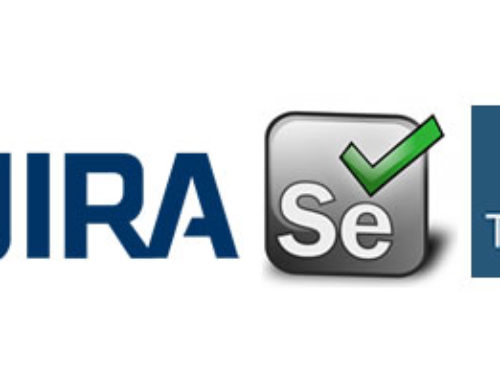 Selenium TestRail JIRA Integration