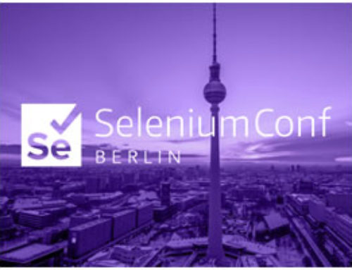 Recap of SeleniumConf 2017 Berlin