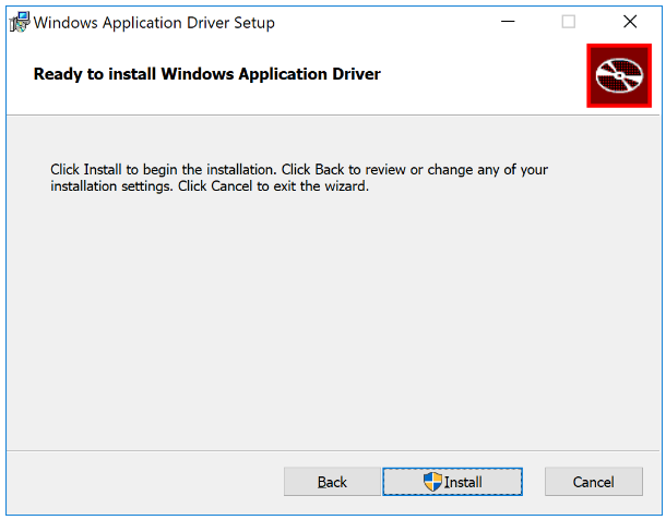 UI Test Automation on Windows Applications by WinAppDriver